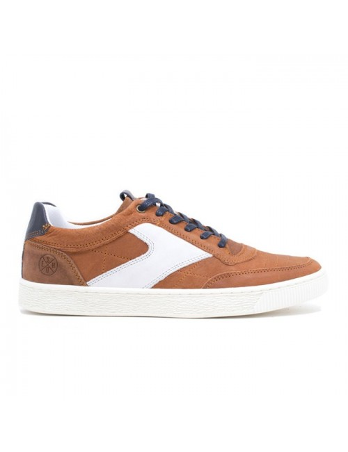 Ανδρικό sneakers BULLBOXER 648K26695AP318TM ΚΑΦΕ