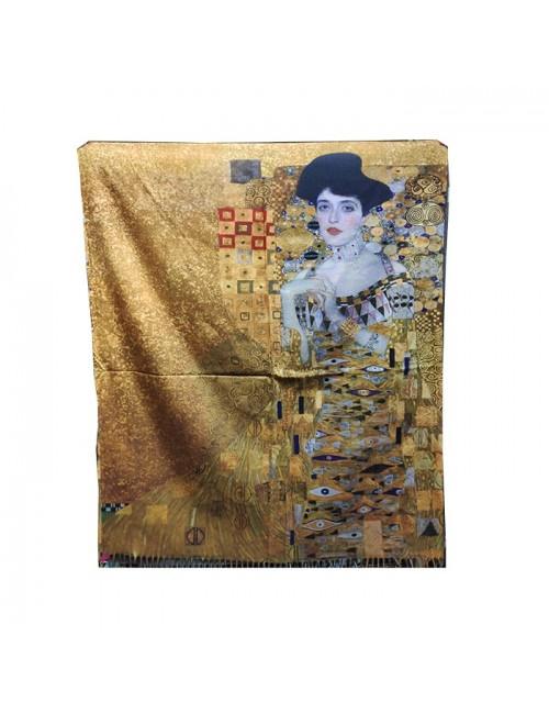 Γυναικεία Πασμίνα Κασμίρ BUYBRAND 2324 Πολύχρωμη