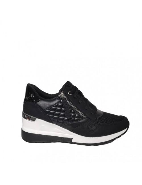 Γυναικεία sneakers BUYBRAND BU3123 μαυρο