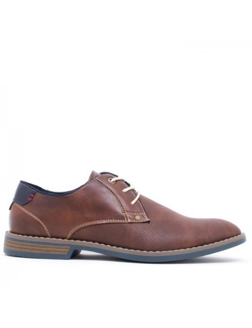 Ανδρικό παπούτσι BUYBRAND B896 ΚΑΦΕ