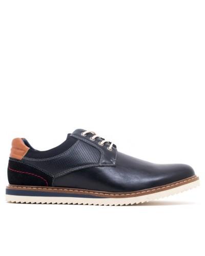 Ανδρικό παπούτσι BUYBRAND B891 ΜΑΥΡΟ