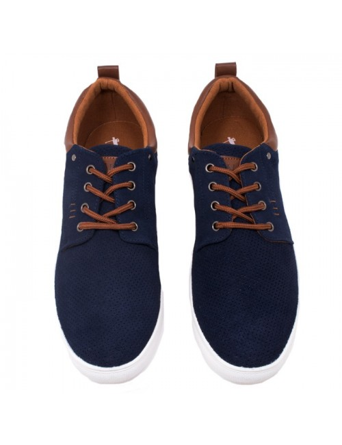 Ανδρικά Sneakers Calgary K57005001E47 Μπλέ(Navy)
