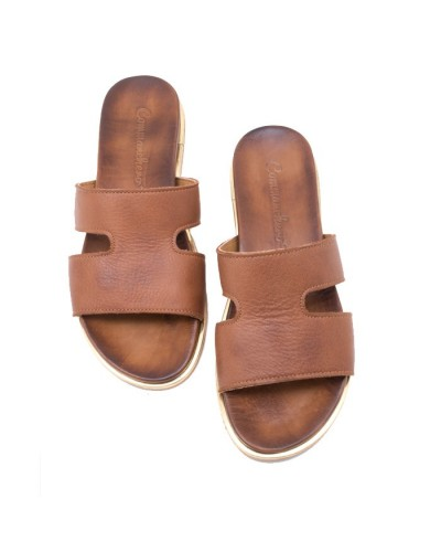 Γυναικείο παπούτσι flat COMMANCHERO 5519-72 ΤΑΜΠΑ