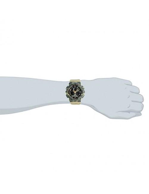 Ανδρικό στρατιωτικό ρολόι αδιάβροχο D-ZINER 3454766587 camo πράσινο