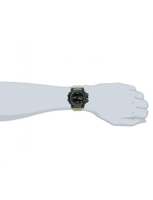 Ανδικό ρολόι αδιάβροχο D-ZINER 6543457687 πράσινο