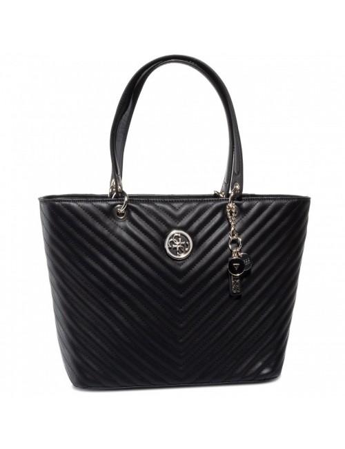 Γυναικεία τσάντα Guess BQ6691230 Μαύρο