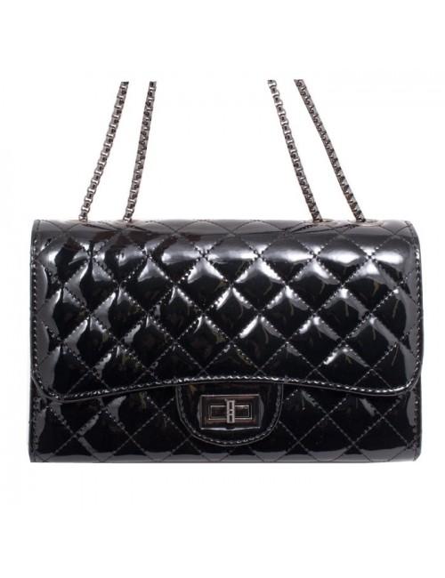 Γυναικεία τσάντα BUYBRAND BU78987 Μαύρη