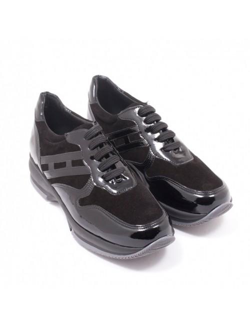 Γυναικεία sneakers Glee 300 μαύρο