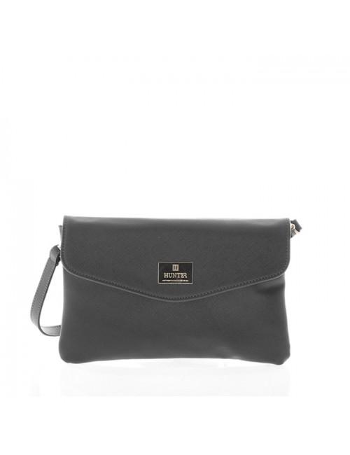 Γυναικεία τσάντα φάκελος Elektra γκρι 54002142
