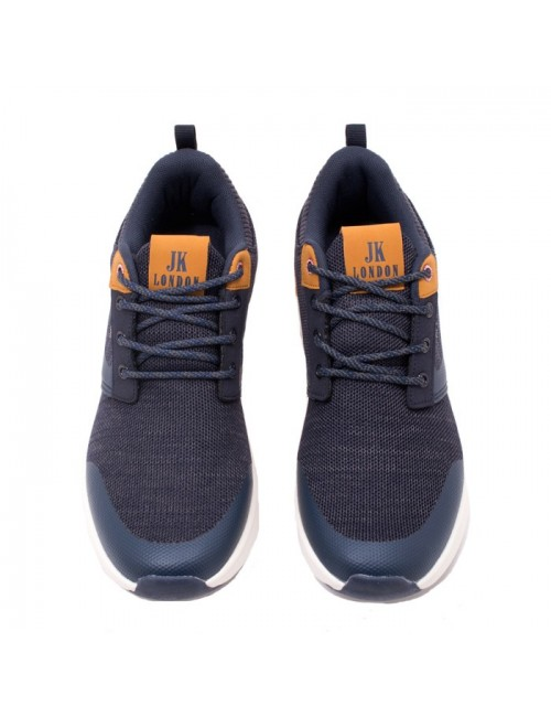 Ανδρικά Sneakers JK LONDON K585X0591051 Μπλε(Navy)