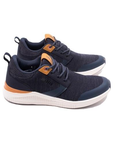 ΑνδρικάSneakersJK LONDON K585X0591051 Μπλε(Navy)