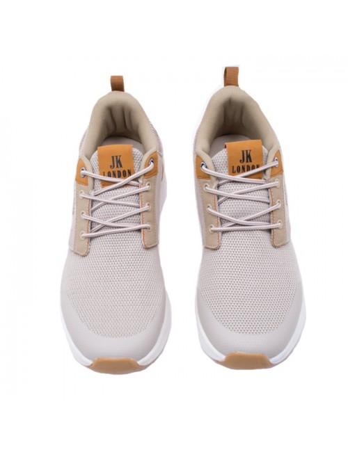 ΑνδρικάSneakersJK LONDON K585X0591581 Μπεζ