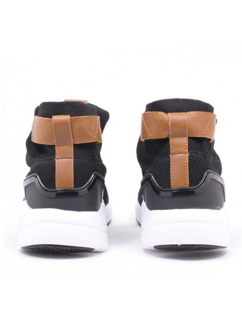Ανδρικά Sneakers JK LONDON μαύρο L585X1022001