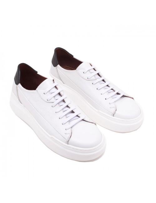 Ανδρικά Sneakers Kalt 471-1 Λευκά