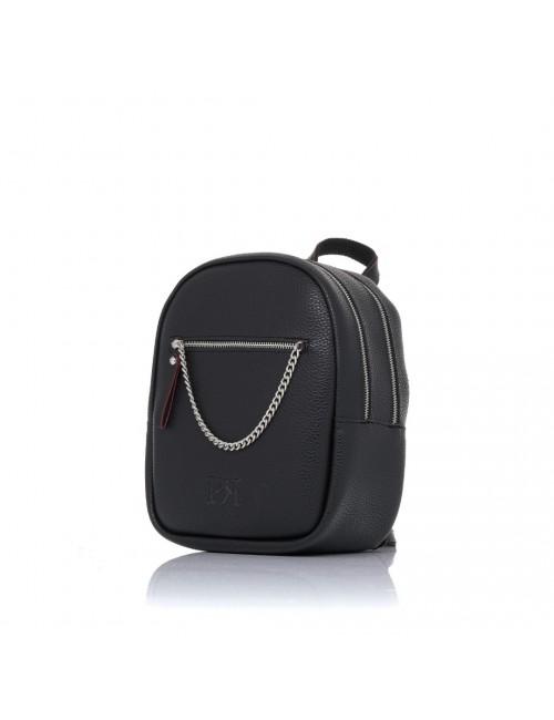 Γυναικείο σακίδιο πλάτης Pierro 90617DL μαυρο