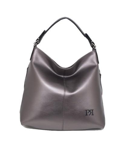 Γυναικεία Τσάντα ώμου Pierro 90125DL28 Ατσάλι
