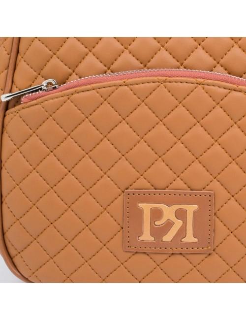 Γυναικείο σακίδιο πλάτης Pierro 90605KPT11 ταμπά