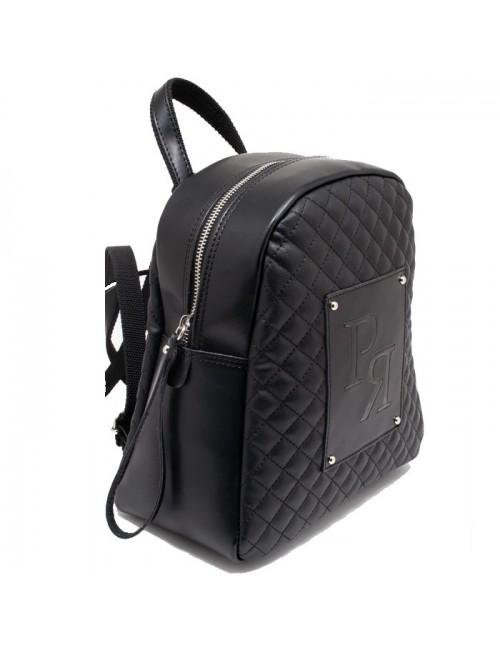 Γυναικείο σακίδιο πλάτης Pierro 90566KPT01 Μαύρο