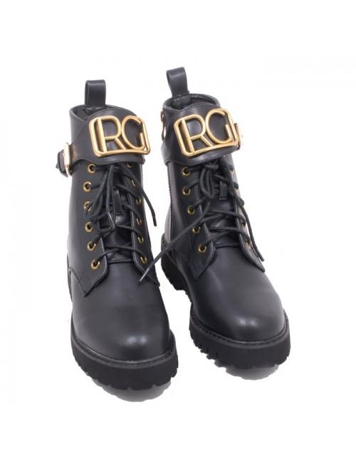 Γυναικεία μποτάκια RENATO GARINI Μαύρο L354Χ0022001