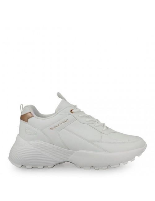 Γυναικεία sneakers RENATO GARINI λευκο M1700157