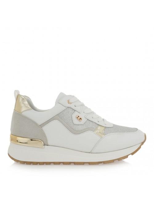 Γυναικεία sneakers RENATO GARINI λευκο M1700711