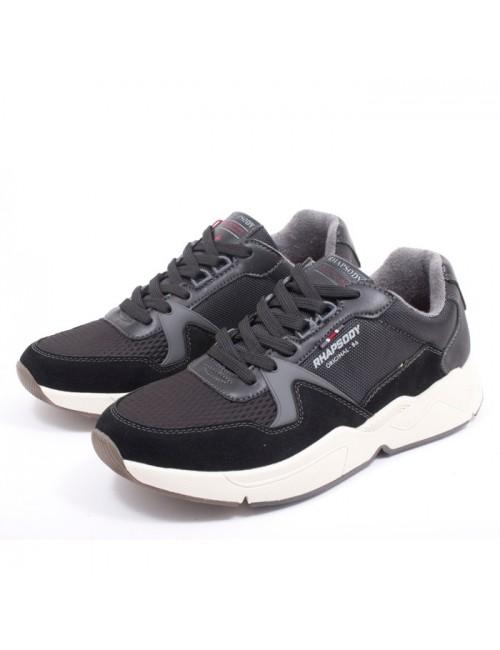 Ανδρικά sneakers RHAPSODY 909417 μαύρα