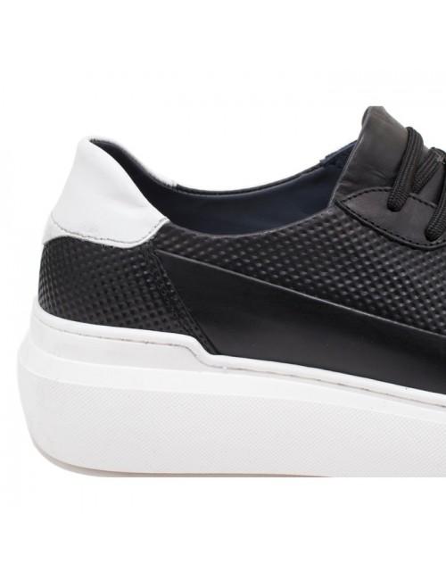 Ανδρικά Sneakers Kalt 471-1 Μαύρα