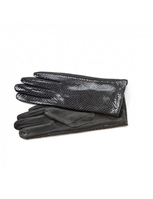 Γυναικεία γάντια verde 02-0000536 Μαύρα