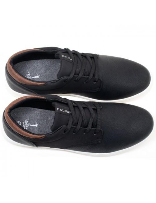 Ανδρικά Sneakers Calgary J565V800100105 μαύρα