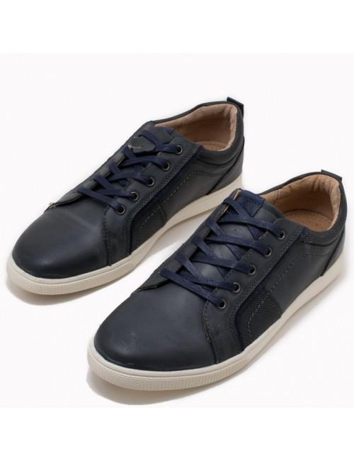 Ανδρικό casual-sneakers buybrand μπλε