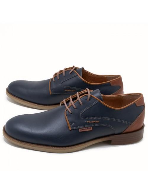 Ανδρικό παπούτσι Commanchero 91690-9 ΜΠΛΕ