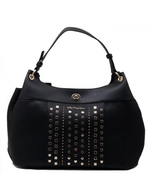 Γυναικεία τσάντα Blu Byblos 680602001 ΜΑΥΡΗ
