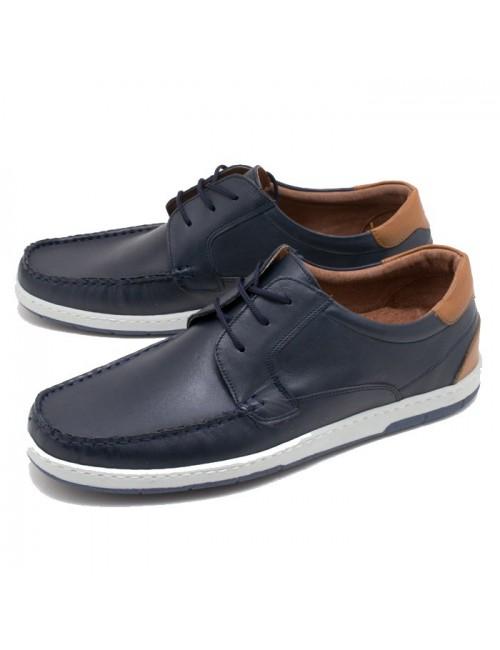 Ανδρικό παπούτσι buybrand 158M ΜΠΛΕ