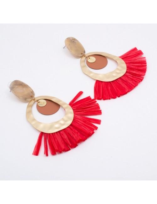 Γυναικεία σκουλαρίκια BUYBRAND B1004