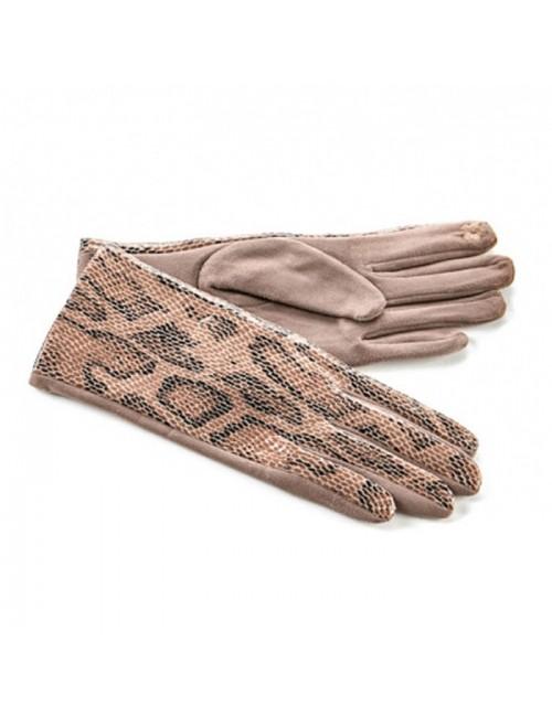 Γυναικεία γάντια verde 02-0000536 Πούρο