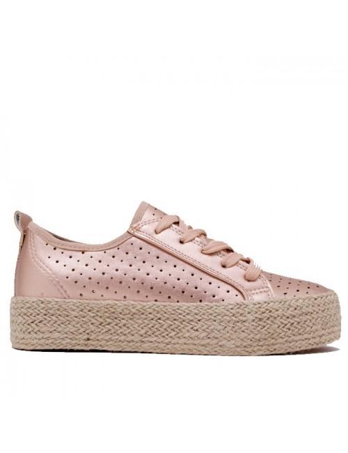 Γυναικείο sneakers VERDE 28-0002759 ΣΑΜΠΑΝΙ