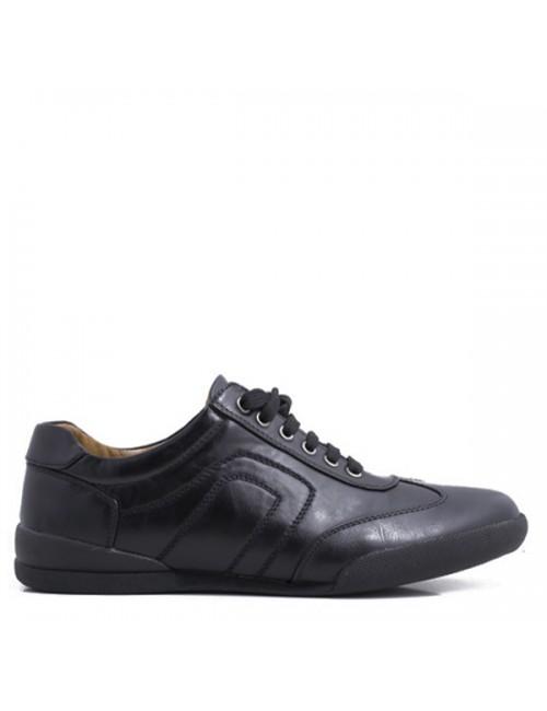 Ανδρικά Sneakers BUYBRAND B894 Μαύρο