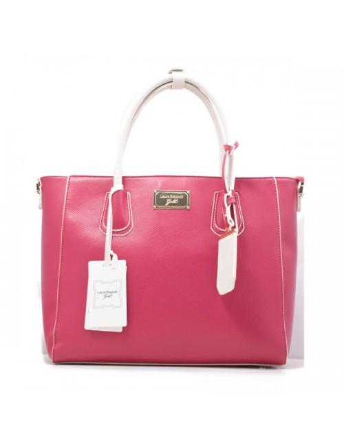 Γυναικεία τσάντα Laura Biagiotti BG18-010-03 ΚΟΡΑΛΙ