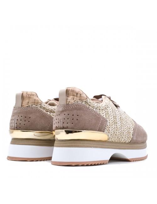 Γυναικείο sneaker Gioseppo beige 333255544