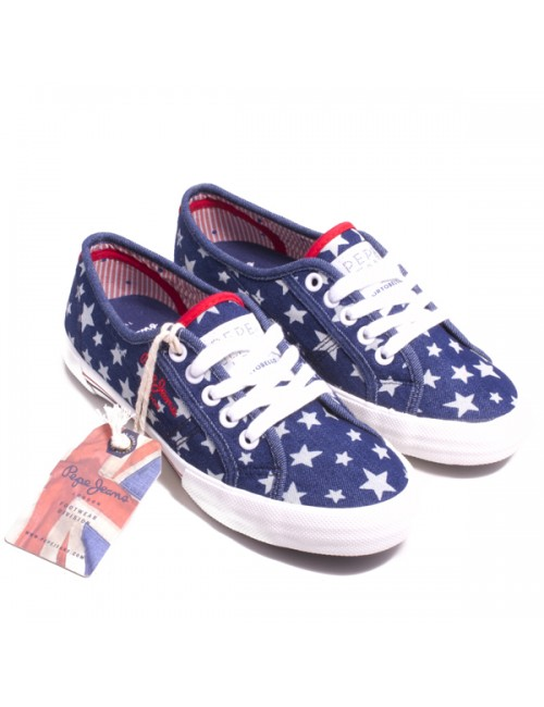Sneakers Pepe jeans blue