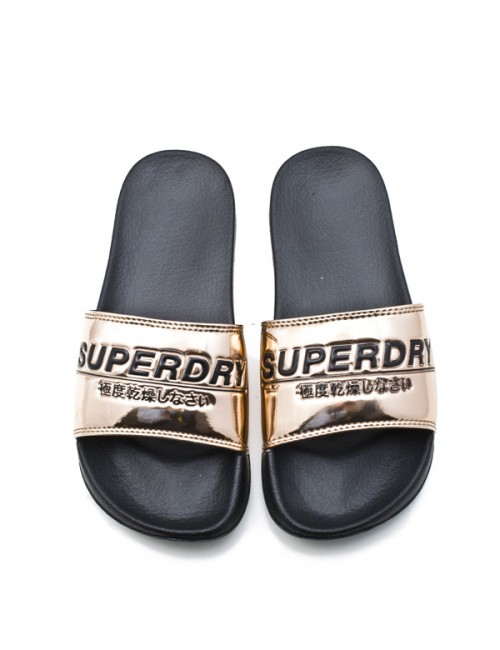 Σαγιονάρα Superdry City Slide GF3008SQ-TJK