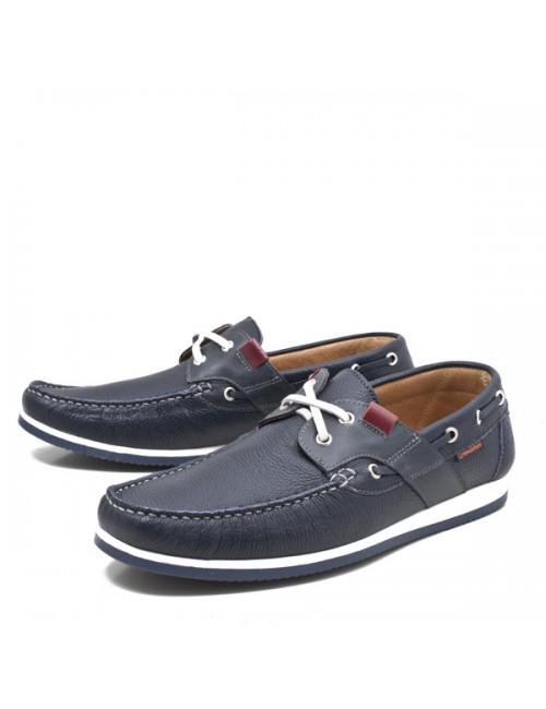 Ανδρικό loafer μπλε Commanchero