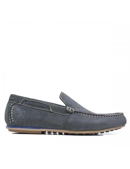 Ανδρικό μοκασίνι Pueblo shoes blue