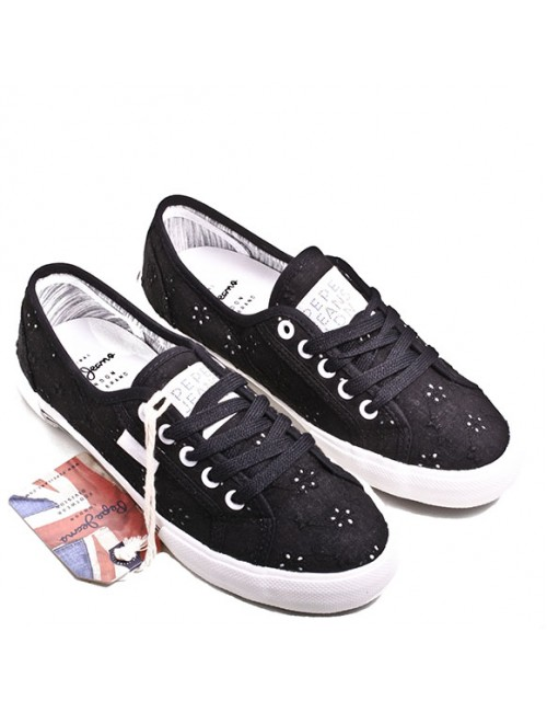 Sneakers Pepe jeans black